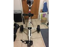 5 Series 3 Wheel (white) Golf Trolley