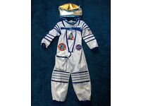 Astronaut dressing up aged 5-6