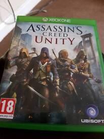 Assassins creed unity xbox one