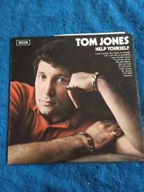 Tom Jones vinyl