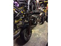 Mini pitbike project