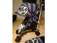 Cosatto Supa Stroller Racoon Riot