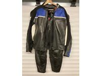 Dainese Leather 2 piece Leathers