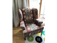 Retro style armchair - excellent condition