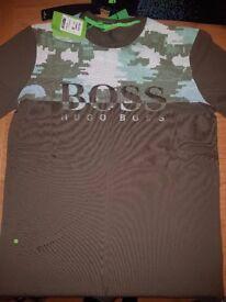 Boss Large and XL Tshirts