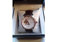 New (in the box))- Barkers of Kensington Gents limited edition Automatic watch