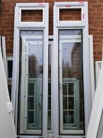 Upvc Windows x2 £100 the pair