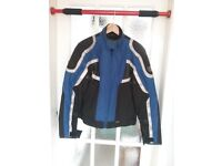Ladies motorcycle jacket, Frank Thomas, medium will fit size 14
