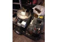 Hot and cold pressure washer for spares or repair