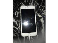 IPhone 6 Plus 16gb white silver unlocked