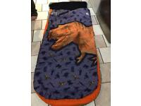 "Kids T-Rex / Animal Planet Design ""Clever Bed"""