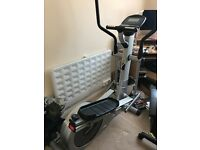 Elliptical/cross trainer - excellent condition £50