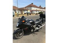 Honda Super Blackbird CBR1100XX 2001 Many Many extras not to be Missed Low Mileage