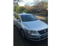 Passat sport 2.0 petrol in good condition with new tires