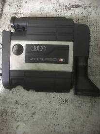 2010 Audi S3 engine cover