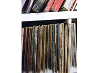 Rock and Pop vinyl record Collection
