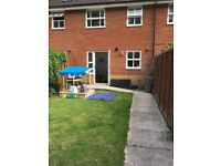 2 bed house swap/exchange for 3bed house