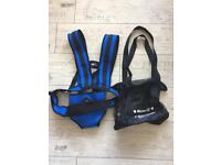 Water ToT Giordani Acqua Baby Carrier 4mths+ Water Aid Secure