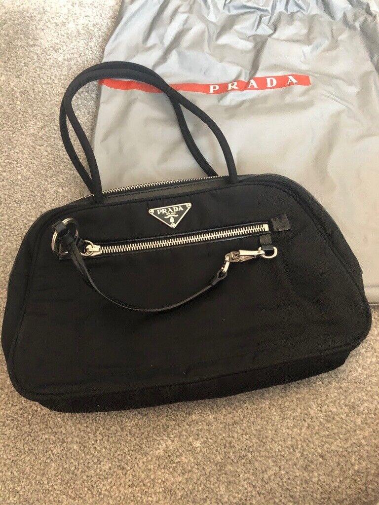 Prada handbag | in Glasgow | Gumtree