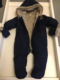 Next boys snow suit