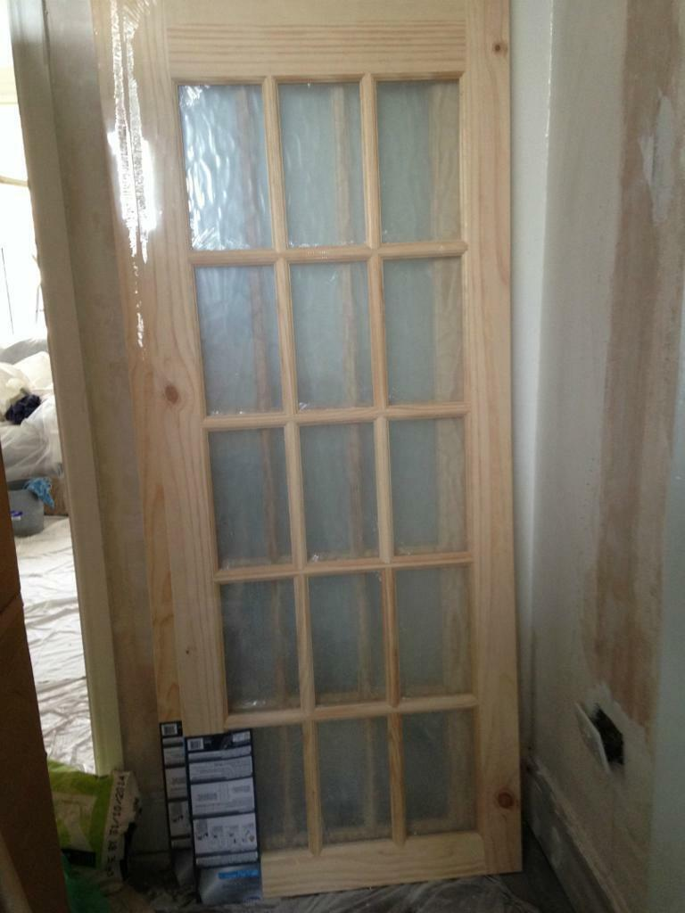 Wickes whitby internal glazed door pine 15 lite 1981x762mm x 2 new wickes whitby internal glazed door pine 15 lite 1981x762mm x 2 new only 7000 planetlyrics Gallery
