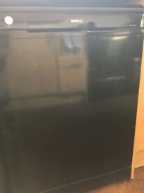 Black Beko Dishwasher