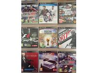 PlayStation 3, control and 20 games bundle