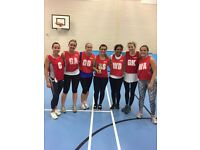 Looking for individuals and teams for our Balham Tuesday and Wednesday netball leagues!