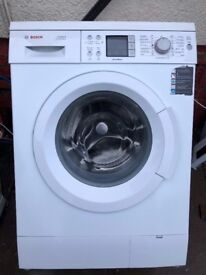 !!! BOSCH 8 KG 1200 SPIN DIGITAL DISPLAY WASHING MACHINE FULLY SERVICED !!!