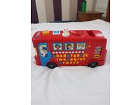 VTECH Phonics Bus and Leapfrog Mobile phone