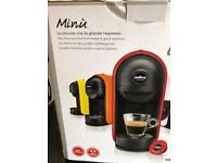 Lavazza Minu Coffee Machine