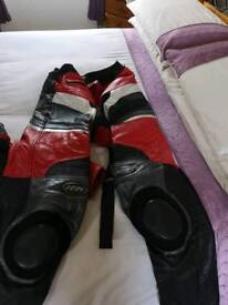 Mens Motorcycle Leather