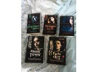 The Morganville Vampires books