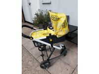 Cosatto Pram/Pushchair