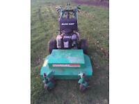 Ransomes mower