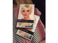 2x Fancy dress blonde wigs (brand new & unopened)