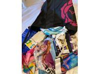 Bundle of Tote Bags, shopping Bags, Kids Bagpack NW6 FREE