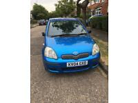 Toyota Yaris 54 reg excellent condition