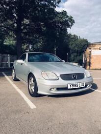 Mercedes SLK Automatic