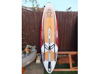 Starboard Kode 86 Wood 2010 - Windsurfing Board