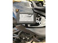 Harley Davidson magnetic tank phone holder