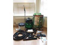 Numatic George GVE370 ‑ Wet/Dry Vaccum