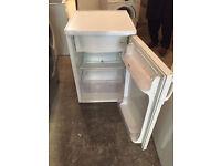 Table Size ZANUSSI Fully Working Fridge Freezer with 3 Month Warranty