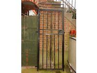 STEEL GATE/DOOR/GRILL