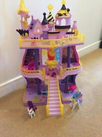 New My Little Pony Castle