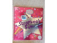 Marks and spencers scrap book fun