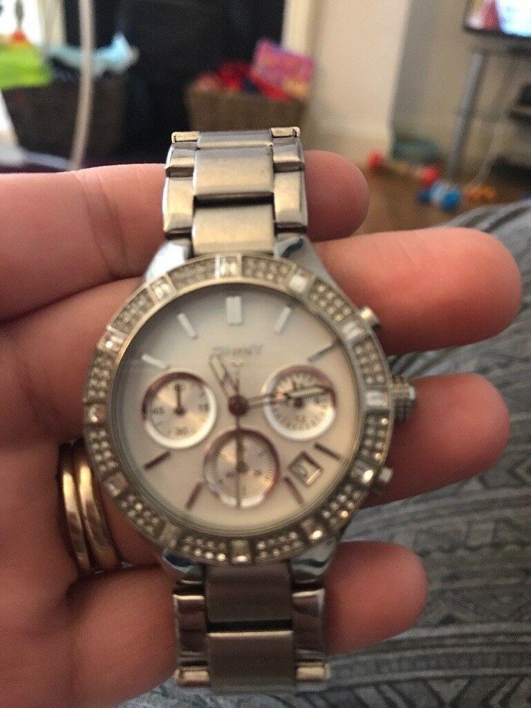 Genuine dkny watch used twice