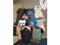 Different clothes for sale