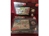 Wasgij - What if ... puzzles