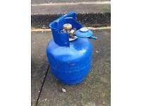Calor 4.5kg empty gas canister
